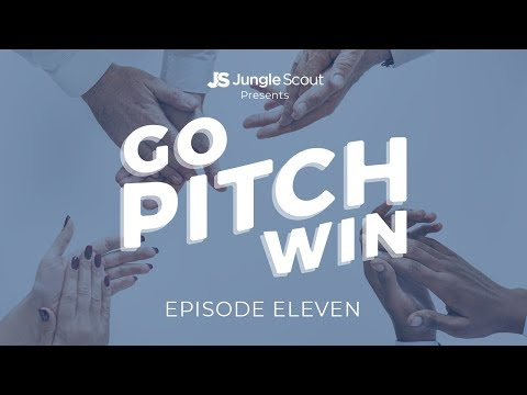 A TOOL  to TAKE OVER your Amazon Marketing 📊I Pitch 2 Week 4I Go Pitch Win I Jungle Scout