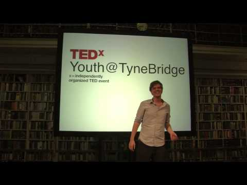 Definitions of success and the post-uni job rush: Ryan Watson at TEDxYouth@TyneBridge