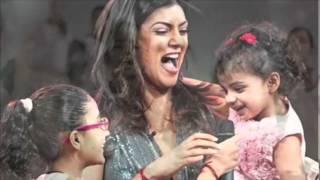 Child Lover Sushmita Sen Presentation