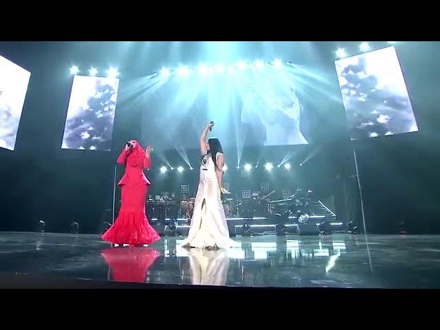 Download Snow on The Sahara-Anggun & Siti Nurhaliza MP3 Gratis