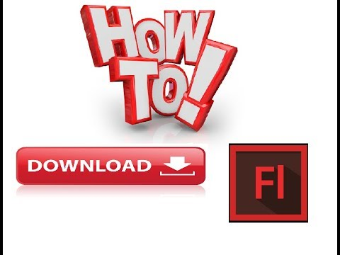 How to download Flash CS3 professional for free