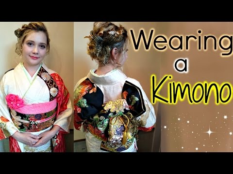 How to Wear a Kimono - Japanese Traditional Wear