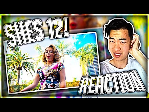 Reacting to Danielle Cohn - Marilyn Monroe (SHE'S 12 YEARS OLD)