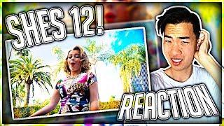 Reacting to Danielle Cohn - Marilyn Monroe (SHE