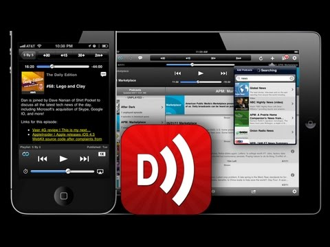 Listen to Podcasts without Syncing to iTunes - iOS