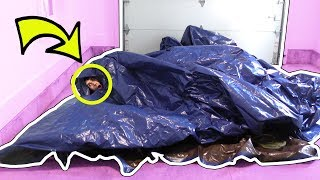 THIS HIDING SPOT IS UNREAL!!!