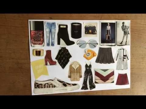 Fashion Inspiration Collage