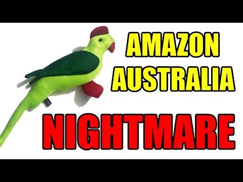 My Amazon Australia Nightmare (Amazon FBA)