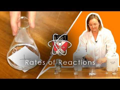 Rates Of Reaction - GCSE Science Required Practical