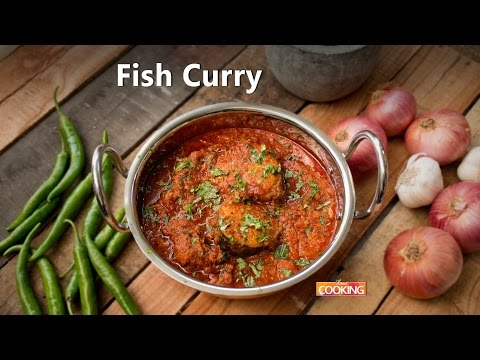 Fish Curry | Ventuno Home Cooking