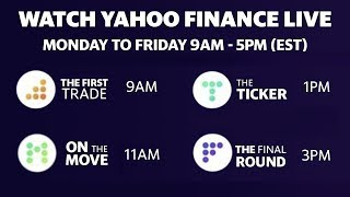 LIVE Market Coverage: Tuesday July 114 Yahoo Finance