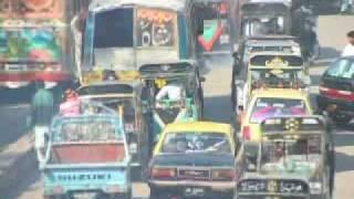 Air Polution: Karachi By Aziz Sanghur