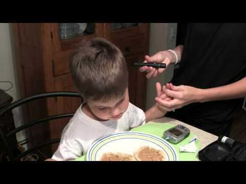 Day in the Life of Type I Diabetes at 3 yrs old