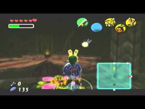 The Legend of Zelda: Majora's Mask Part 10 - Woodfall Temple II