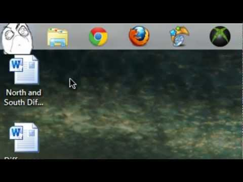 How to Get a Mac Cursor on Windows 7