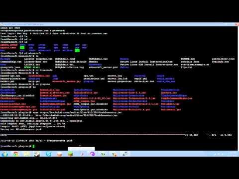 CentOS - Getting around-Editing files