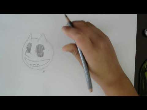 How to draw Pac Man