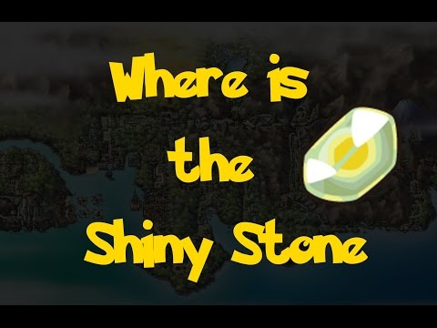 Where Is: The Shiny Stone (Pokemon Heart Gold/Soul Silver)