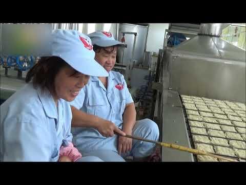 Fried Instant Noodles Manufacturing Plant|Instant Noodles Production Line