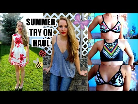 Summer TRY ON Haul | Target & more!