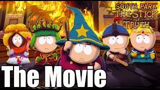 South Park The Stick of Truth - All Cutscenes [HD Game Movie]