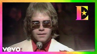 Elton John  Your Song Top Of The Pops 1971