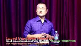 Samuel Tamang -  Why Christians are Spiritually Down?  Part 2 / Nepali