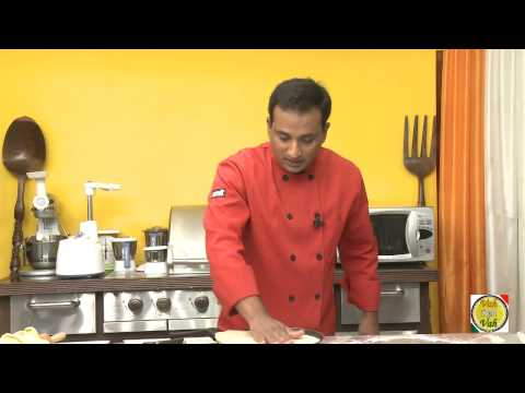 Quick Roomali Roti - By VahChef @ VahRehVah.com