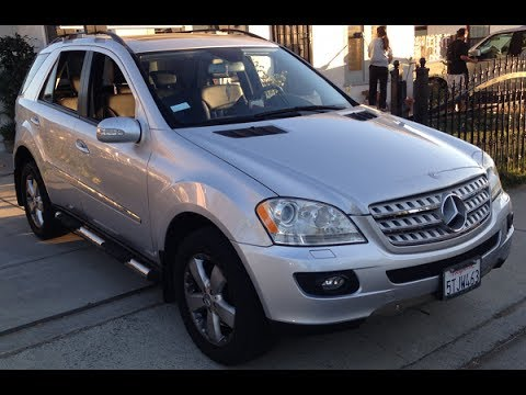 How to Change Headlight Ballast   Headlight assembly for W164 Mercedes ML500 (audio only)