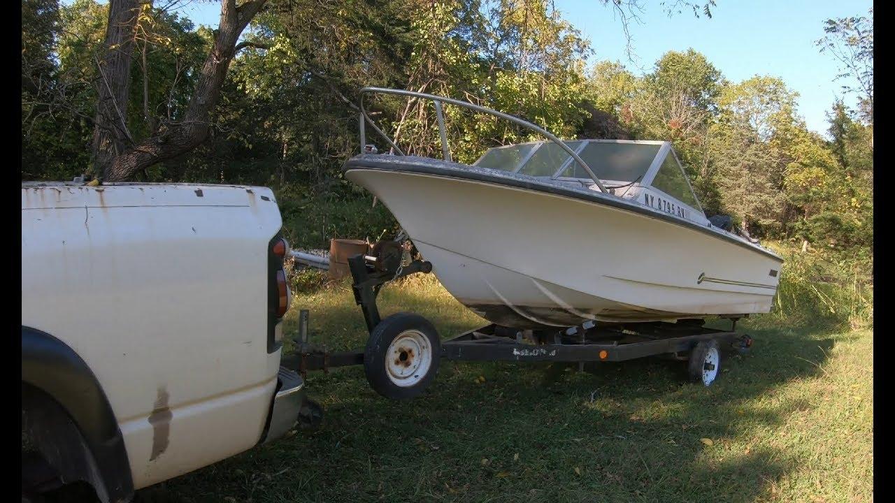 Buying cheap boats
