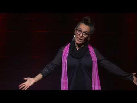 Changer le monde en se retrouvant à travers l'art | Arantza Izurrategui | TEDxHECMontréal