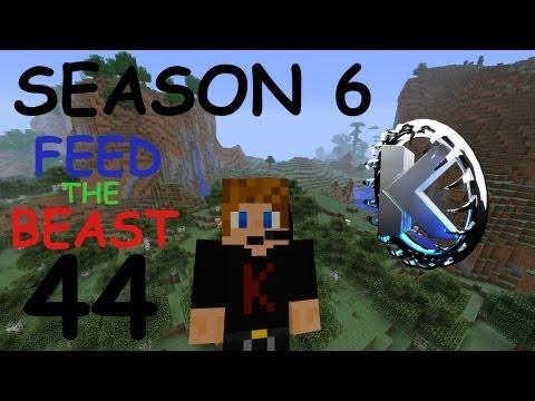 Minecraft FTB Let's Play (Season 6) - Part 44: Barrels and scrap