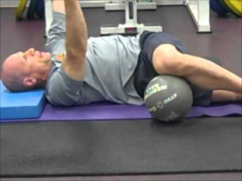 Thoracic Spine Mobility Exercises with Dr. Steven Horwitz, Dallas, Texas
