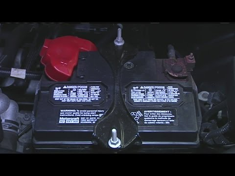 How to spot a dying car battery