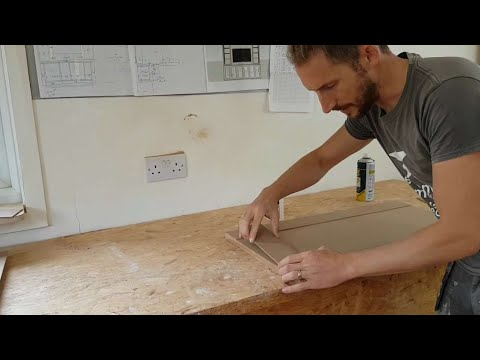How to make shaker style doors in just a few minutes