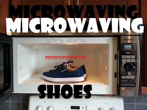 Microwaving shoes?!? - Best way to break in skate shoes