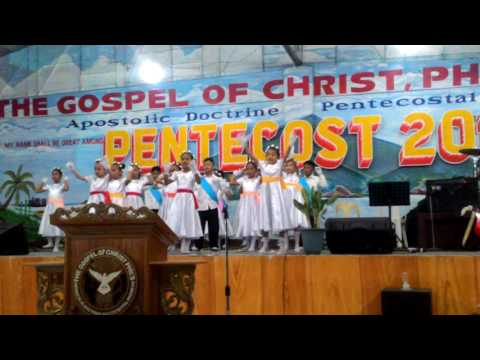 The Gospel Of Christ Philippines (Pentecost 2016) NCR Presentation
