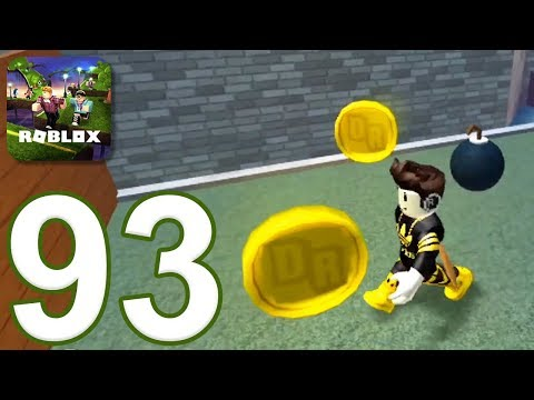 ROBLOX - Gameplay Walkthrough Part 93 - Roblox Deathrun (iOS, Android)