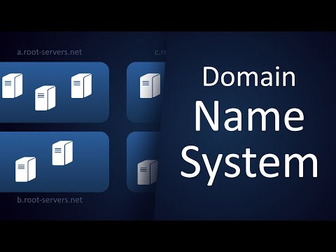 Inside the Domain Name System