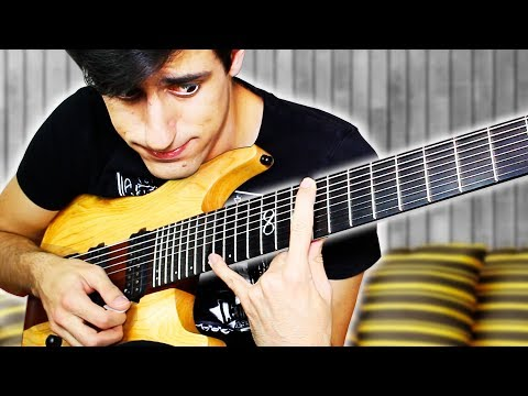 8 STRINGS GUITAR SOLO