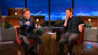 Conan O Brien Pete Holmes 2013 11 2013 720p