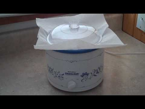 Kitchen Tip  1 ~ Slow Cooker Smarts  Volume 01 Episode 01