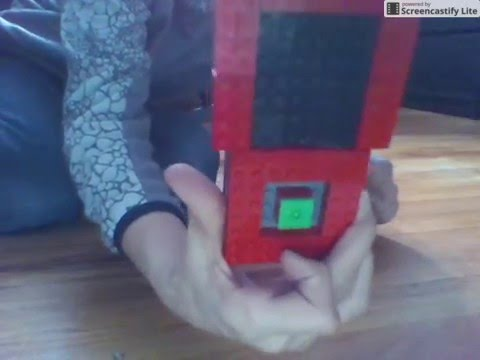 how to make a custom lego iphone 4s or 5s or 6s