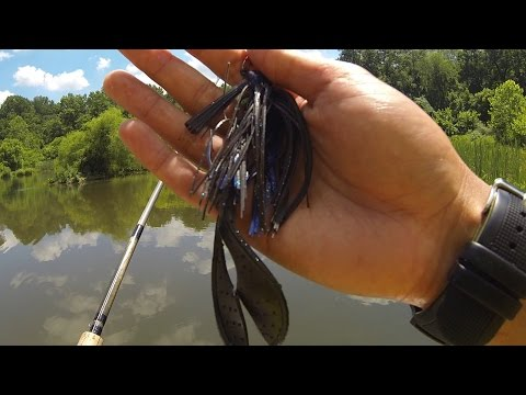 How to Fish a Jig for Bass by 1Rod1ReelFishing