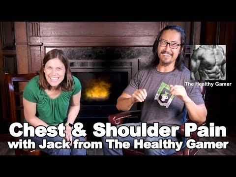 Chest Pain & Shoulder Pain Relief  - Ask Doctor Jo