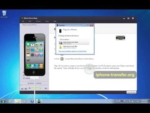 How to Transfer Playlist from iPhone to iTunes? How to Sync iPhone 6/5S/5C/5/4S Playlist to iTunes?