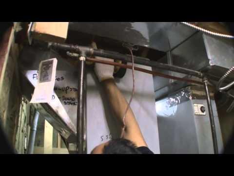 Trane XV95 furnace & Clean effects Installation - A Plus Air Systems Inc.