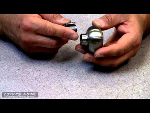Re-Keying a Schlage Entry Knob and Deadbolt
