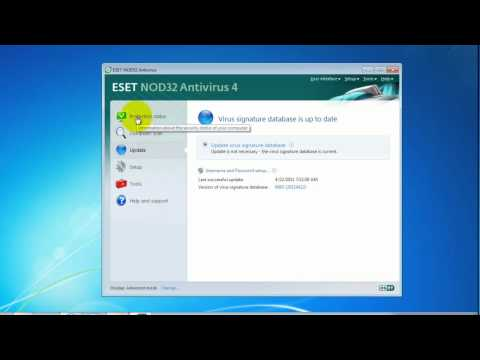 Tech Support: Check Software Expiration Date in ESET