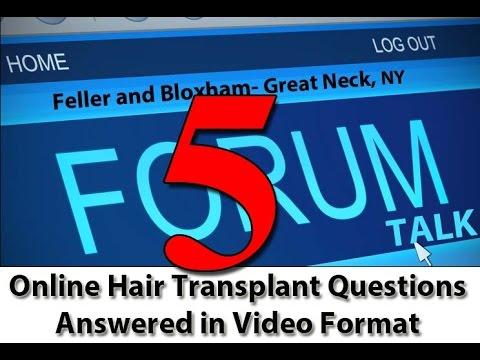 New Jersey Hair Transplant -SUNBURN  Feller and Bloxham   New York   Connecticut   MA   PA   Florida